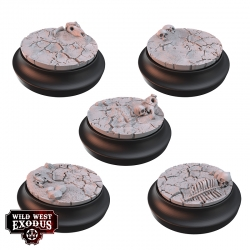 Union Badlands Small Base Toppers
