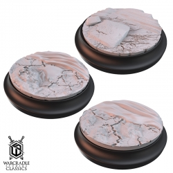Warcradle Classics - Union Badlands Medium Base Toppers