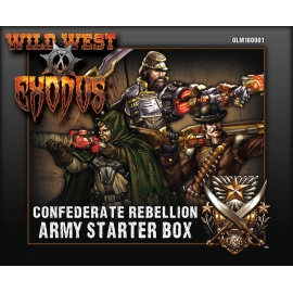 Confederate Rebellion Starter Box