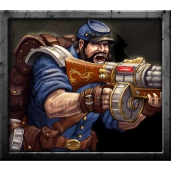 Stat Card - Corporal Franklyn