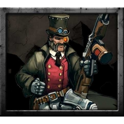 1st Edition Stat Card - Dr. Carpathian