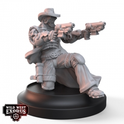 Jesse James - Alternate Sculpt