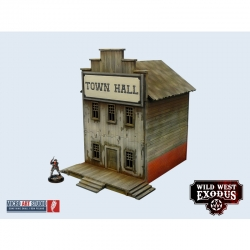 Micro Art Studios Town Hall / Bank