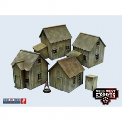 Micro Art Studios House Set