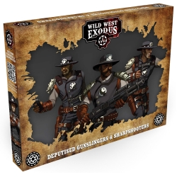 Deputised Gunslingers and Sharpshooters