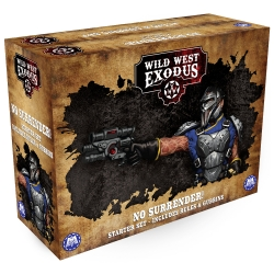 No Surrender! Starter Set